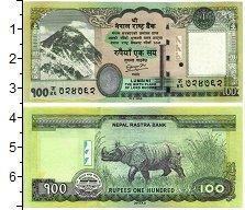 Изображение Банкноты Непал 100 рупий 2012  UNC