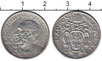Изображение Монеты Европа Ватикан 20 сентесим 1932 Медно-никель XF