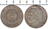Изображение Монеты Польша 10 злотых 1937 Серебро XF-