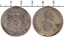 Изображение Монеты Германия Зальцбург 20 крейцеров 1776 Серебро XF-