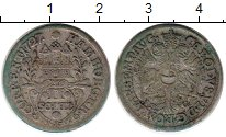 Изображение Монеты Гамбург 2 шиллинга 1727 Серебро XF-