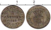 Изображение Монеты Бавария 1 крейцер 1869 Серебро XF