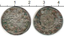 Изображение Монеты Бавария 3 крейцера 1736 Серебро VF