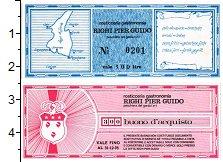 Изображение Банкноты Европа Италия 300 лир 1976  UNC