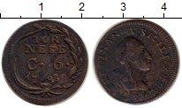 Изображение Монеты Италия Неаполь 1 торнезе 1788 Медь XF-