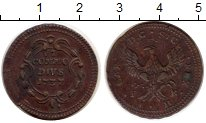 Изображение Монеты Сицилия 1 грано 1737 Медь XF