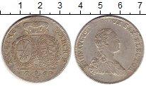 Изображение Монеты Германия Саксония 2/3 талера 1768 Серебро XF-