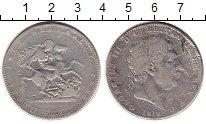 Изображение Монеты Великобритания 1 крона 1819 Серебро VF Георг III