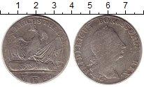 Изображение Монеты Пруссия 1 талер 1764 Серебро VF