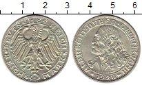Изображение Монеты Веймарская республика 3 марки 1928 Серебро XF
