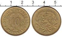 Изображение Монеты Финляндия 10 марок 1938 Латунь XF