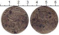 Изображение Монеты Болонья 1 бьянки 0 Серебро VF Пий V (1560-72 гг.