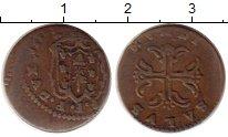 Изображение Монеты Италия Пьяченца 1 сесино 1783 Медь XF-