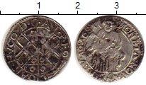 Изображение Монеты Триер 4 пфеннига 1861 Серебро XF-