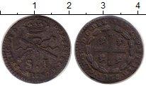 Изображение Монеты Италия Савойя 1 сольдо 1768 Медь XF