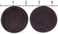 Изображение Монеты Италия Савойя 1/2 реала 1769  VF