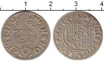 Изображение Монеты Польша 1/24 талера 1627 Серебро XF