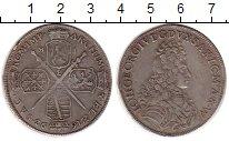 Изображение Монеты Германия Саксония 1/3 талера 1692 Серебро XF-