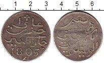 Изображение Монеты Нидерландская Индия 1 рупия 1805 Серебро VF
