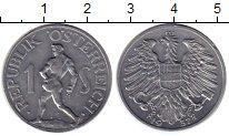 Изображение Монеты Австрия 1 шиллинг 1957 Алюминий XF