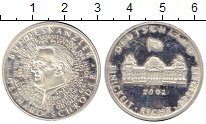 Изображение Монеты Европа Германия Жетон 2002 Серебро XF
