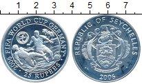 Изображение Монеты Африка Сейшелы 25 рупий 2006 Серебро Proof-