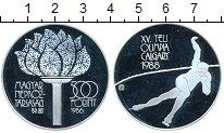 Изображение Монеты Европа Венгрия 500 форинтов 1986 Серебро Proof-