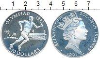 Изображение Монеты Австралия и Океания Соломоновы острова 10 долларов 1991 Серебро Proof-
