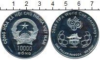 Изображение Монеты Вьетнам 10000 донг 2006 Серебро Proof-