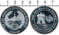 Изображение Монеты Азия Лаос 15000 кип 2006 Серебро Proof-