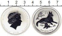 Изображение Монеты Австралия и Океания Австралия 50 центов 2018 Серебро UNC