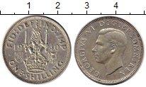 Изображение Монеты Европа Великобритания 1 шиллинг 1940 Серебро XF-