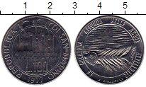 Изображение Монеты Сан-Марино 100 лир 1977 Медно-никель UNC