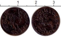 Изображение Монеты Литва 1 боратинка 1661 Медь VF