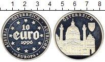 Изображение Монеты Германия 10 евро 1996 Серебро Proof