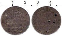 Изображение Монеты Пруссия 1/12 талера 1764 Серебро VF Фридрих II