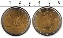 Изображение Монеты Европа Германия Жетон 2006 Биметалл UNC-
