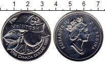 Изображение Монеты Канада 1 доллар 1996 Серебро UNC-