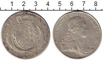 Изображение Монеты Германия Саксония 1 талер 1799 Серебро XF
