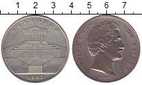 Изображение Монеты Бавария 2 талера 1842 Серебро XF