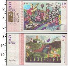 Изображение Банкноты Европа Великобритания 5 фунтов 2012  UNC