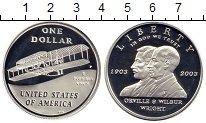 Изображение Монеты Северная Америка США 1 доллар 2003 Серебро Proof