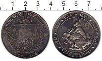 Изображение Монеты Сомали Сомалиленд 5 долларов 2011 Медно-никель UNC-