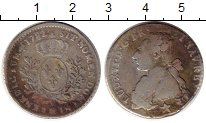 Изображение Монеты Франция 1/5 экю 1782 Серебро VF