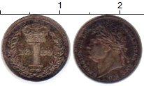 Изображение Монеты Европа Великобритания 1 пенни 1829 Серебро Prooflike