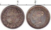 Изображение Монеты Европа Великобритания 2 пенса 1873 Серебро Prooflike