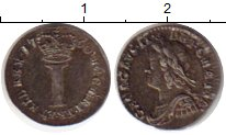 Изображение Монеты Европа Великобритания 1 пенни 1760 Серебро XF