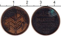 Изображение Монеты Палестина 1 мил 1935 Бронза VF