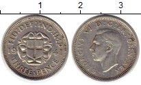 Изображение Монеты Европа Великобритания 3 пенса 1941 Серебро XF