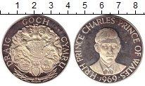 Изображение Монеты Европа Великобритания Медаль 1969 Серебро Proof-
